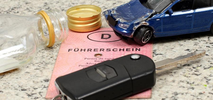 MPU Vorbereitung Wolff - Führerschein, Unfall und leere Flasche