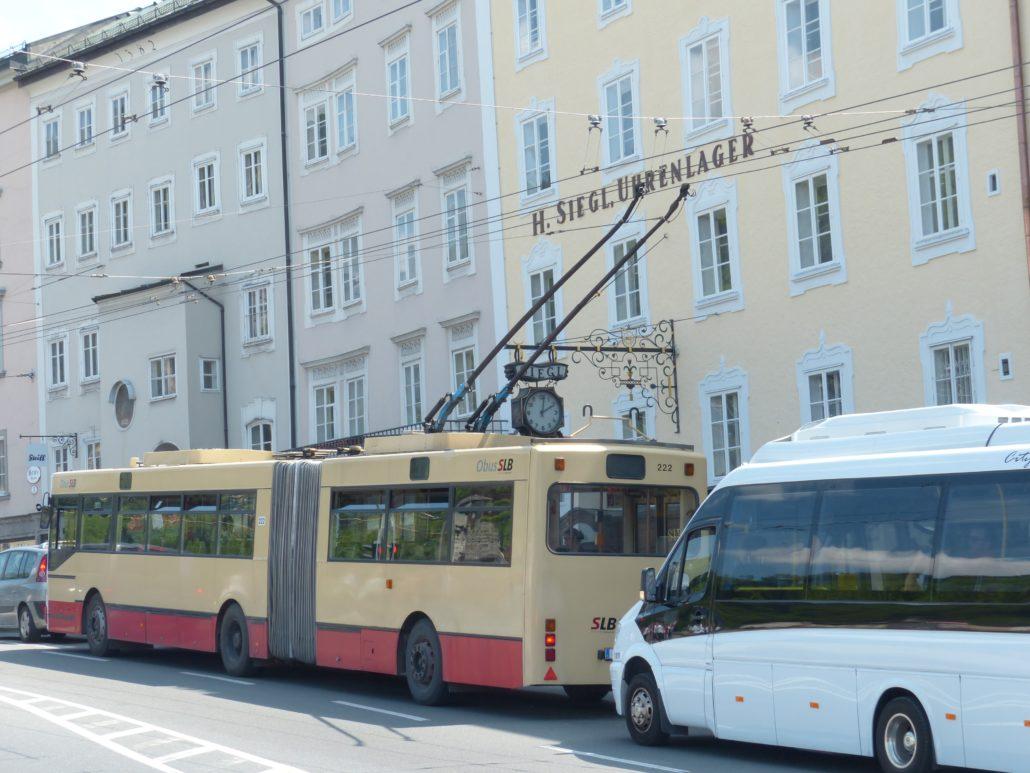 Obus Salzburg